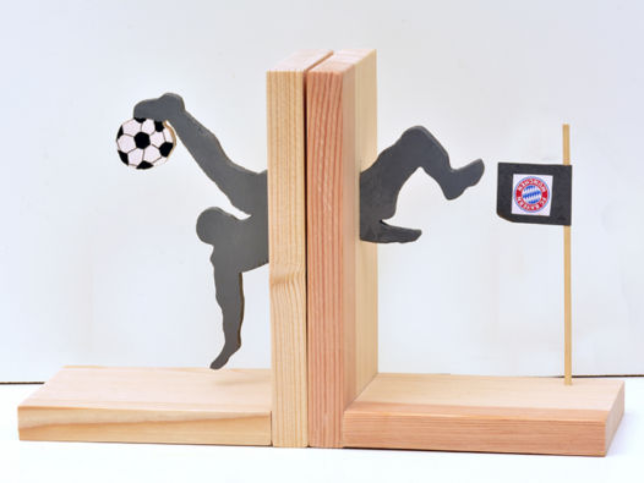 Individual Bookends